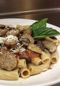 Italian Sausage Tomato Basil Rigatoni Recipe: Italian Recipes, Rigatoni Recipes, Loss Recipes, Pasta Recipes, Basil Rigatoni, Random Recipes, Assort Recipes, Recipes Roundup, Favorite Recipes