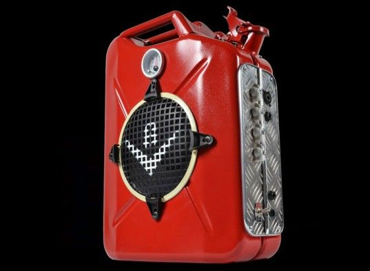 Amplisonic's Revved Up Gas Can Amps Take Garage Rock to the Max ...