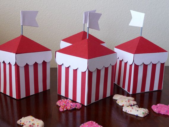 Hey, I found this really awesome Etsy listing at https://www.etsy.com/listing/91190887/circus-tent-boxes-party-favor-candy