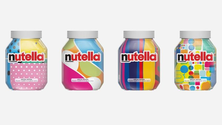 Algorithm designs seven million different jars of Nutella