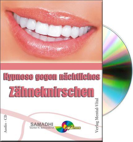Hypnose gegen nächtliches Zähneknirschen. Zähneknirschen verursacht Schäden an den Zähnen, lässt die Kiefer- und Nackenmuskulatur verkrampfen und verursacht Schmerzen im Kopf- und Nackenbereich.  Durch Meditation lassen sich Verspannungen lösen.