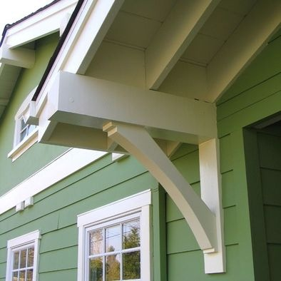 Exterior Brackets Design, Pictures, Remodel, Decor and Ideas