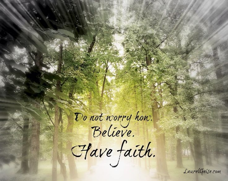 As you listen to your Soul Guidance, do not worry how your path unfolds. Believe. Have faith.
