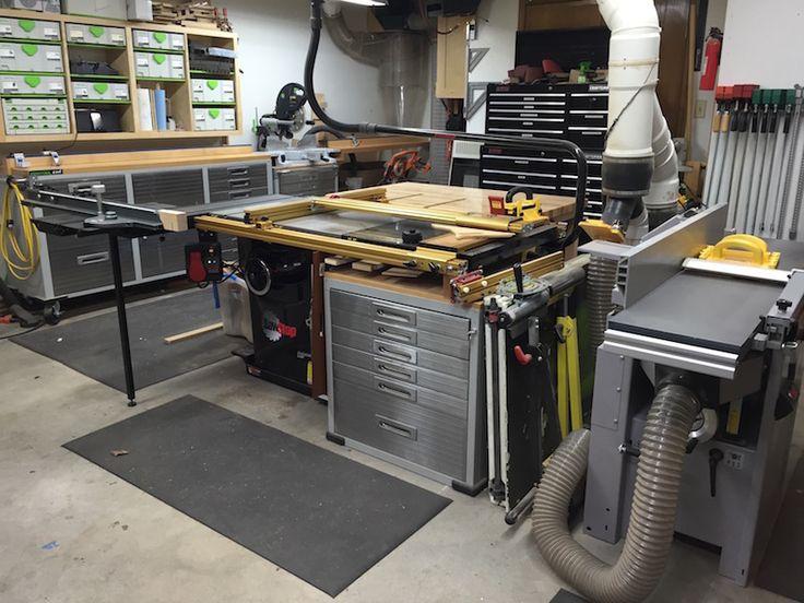Steves Garage Shop 1