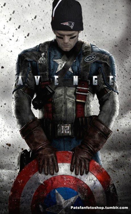 Tom Brady - Avenge