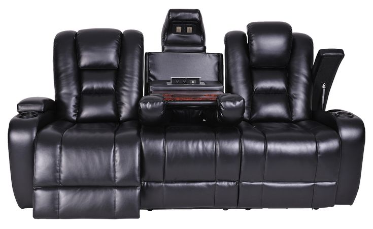 378 contemporary power reclining sofa by ldi medium media room seating and sofas Loveseat theater seating