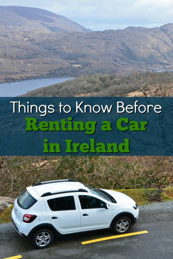 Renting A Car In Ireland What You Need To Know Ireland Travel