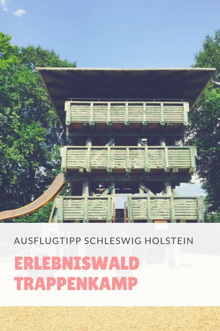 Erlebniswald Trappenkamp | Mein Ausflugtipp in Schleswig Holstein | Travel | Leisure | Reisen | Ausflug