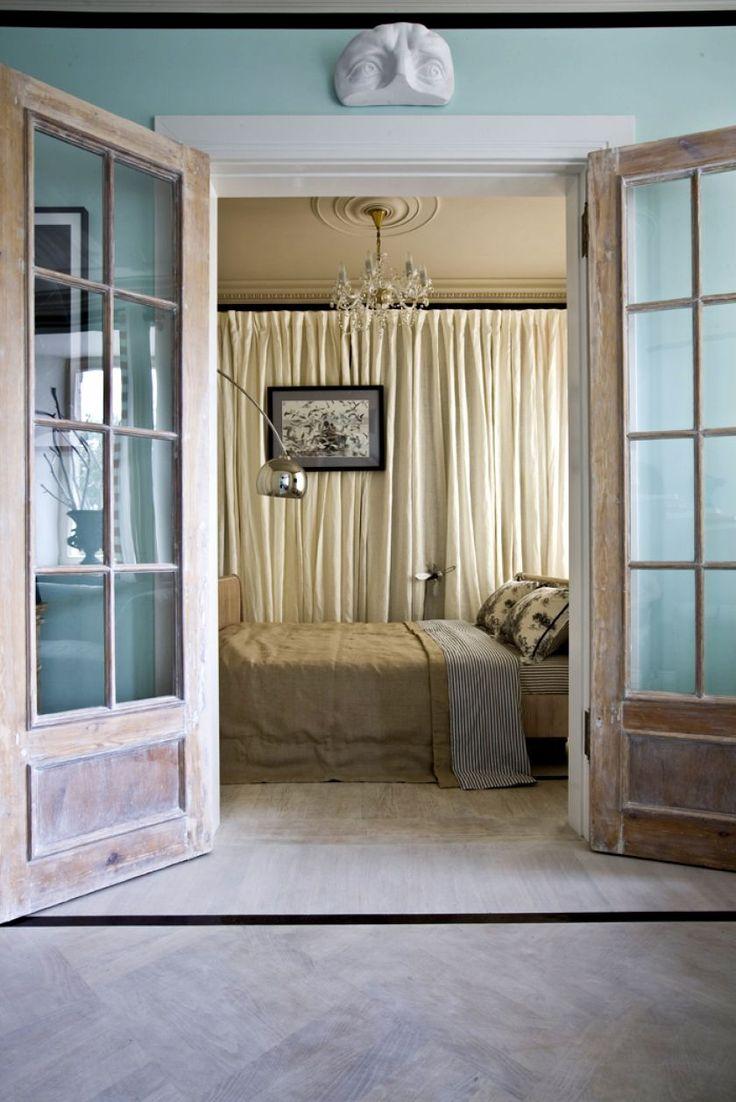 Квартира для себя в стиле ретро