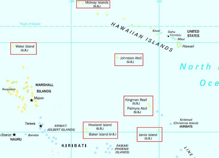 Secret Bases - The Mystery of Wake Island