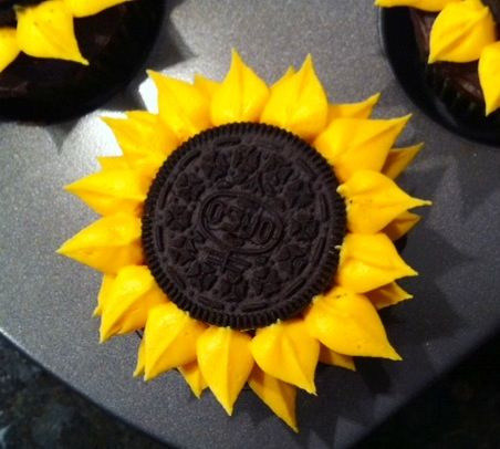 how to make sunflower mask