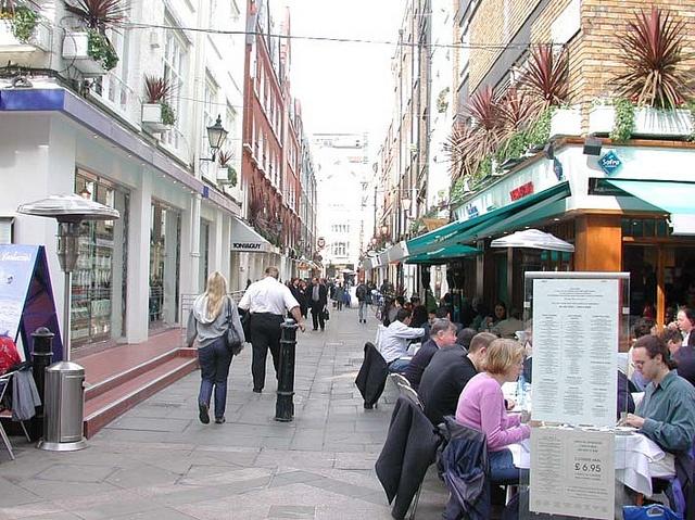 Street - StChristophersPlace by PortlandDevelopments, via Flickr