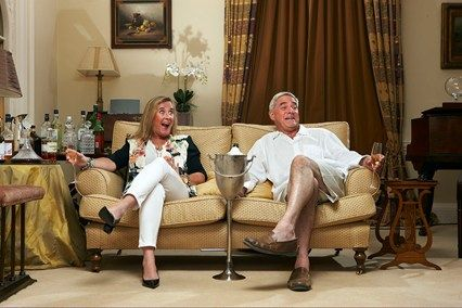 Steph & Dom from Gogglebox