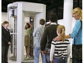 Latest Full Body Scanner Industry Research Report - Full Body Scanner Market Analysis and Growth, Electronics - weSRCH