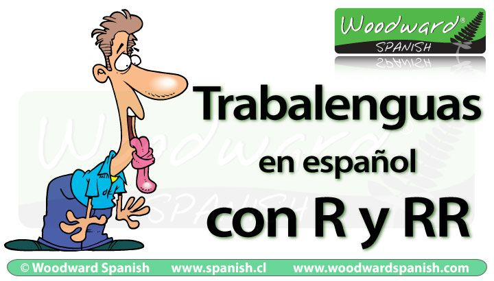 Earlier this year we talked about the RR sound in Spanish and how rolling the R can be difficult for some nationalities. Well, we have created a long list of tongue twisters in Spanish that practic…