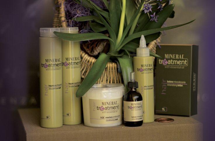 Mineral Treatment: Linea HAIR Programma Fitoricostruzione #EmmebiItalia035 http://www.emmebiitalia.com/prodotti/mineral-ttreatment/programma-hair