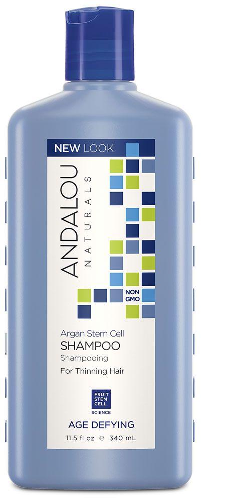 Andalou Naturals Age Defying Shampoo with Argan Stem Cells -- 11.5 fl oz - Vitacost
