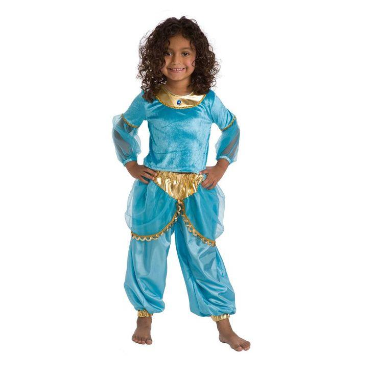 Little Adventures Arabian Princess Costume, Boy's