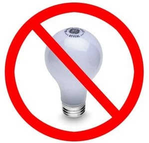 The New Year means lights out for 75-watt light bulbs.  Under federal law, 75-watt incandescent bulbs can no longer be produced or imported. The government is gradually phasing out incandescent bulbs in favor of more energy-efficient, LEDs, halogens or compact fluorescent bulbs.  100-watt incandescent bulbs were retired last year.  Traditional 60 and 40-watt bulbs will be phased out in 2014.