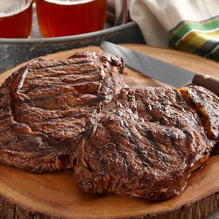 Flavor your rib-eye steak with a unique twist using chipotle pepper marinade and cinnamon.