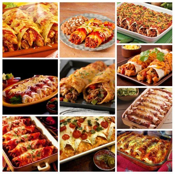 17 best cuisine mexicaine images on pinterest mexican - Cuisine mexicaine tortillas ...