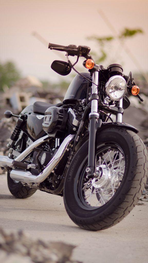 Harley Davidson Iphone Wallpaper Ipcwallpapers In 2020 Harley Davidson Wallpaper Moto Wallpapers Harley Davidson Dark Custom