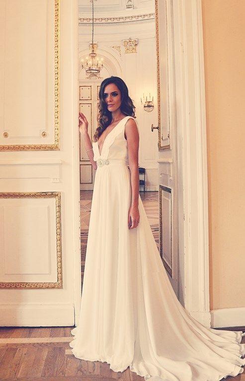 Suknia Ślubna Mia Lavi model 1407