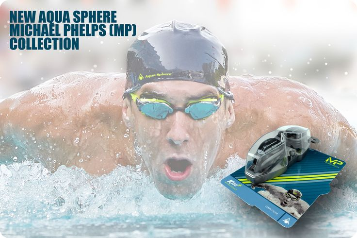 Michael Phelps goggles collection just arrived at ...
