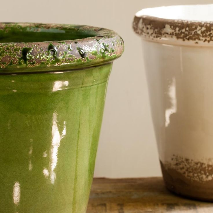 Italian ceramic vase - 100% hand made! www.stileitalia.biz