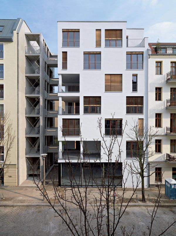 Drevená nosná konštrukcia pre viacpodlažné domy 1