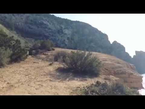 Остров Эс-Ведра Испания Es vedra ibiza