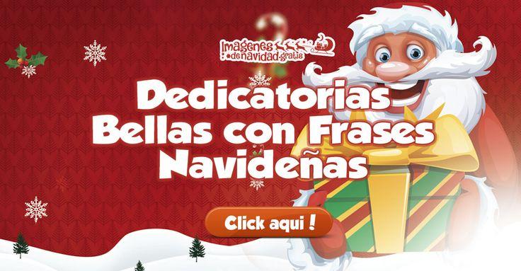 (LO + NUEVO)  Dedicatorias Bellas con Frases Navideñas ░▒▓██► http://imagenesdenavidad.gratis/dedicatorias-bellas-con-frases-navidenas/