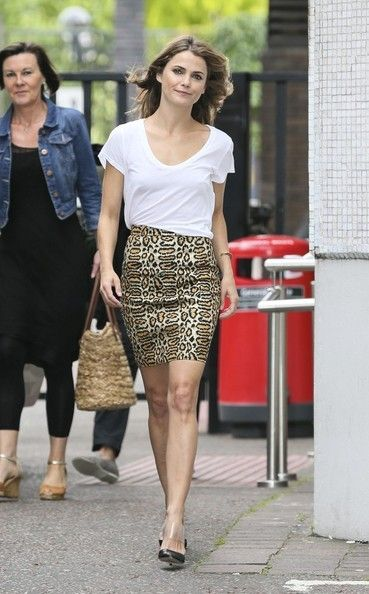 Keri Russell Photos Photos - Actress Keri Russell is pictured leaving the ITV studios following a guest appearance on 'Lorraine'. - Keri Russell at the ITV Studios