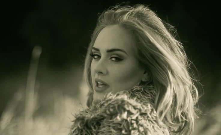 "Who Is Adele's ""Hello"" About? The Heart-Wrenching Lyrics Offer Some Serious Clues"
