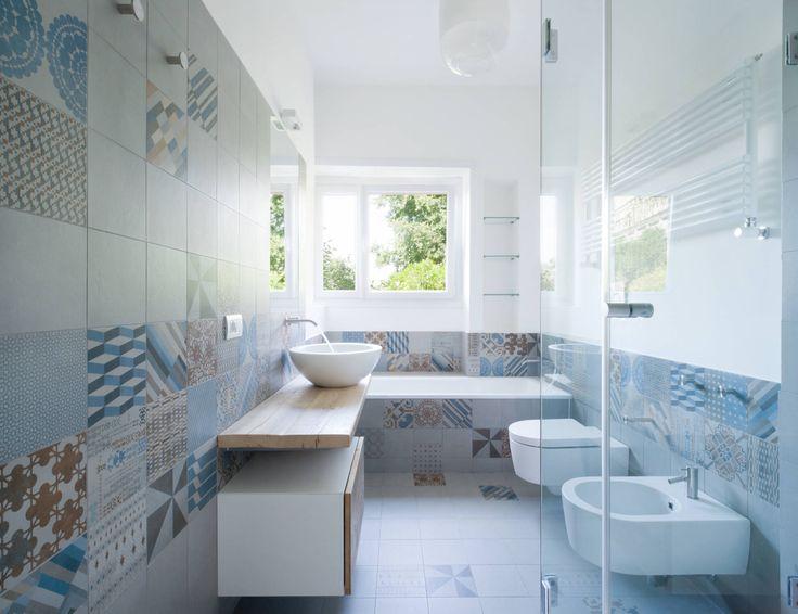 bagno ospiti : Bagno minimalista di stefania eugeni
