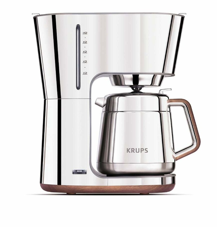 This is the prettiest coffee maker ever created by humans...Krups Silver Art Collection Thermal Carafe Coffee Maker: Silver Art, Prettiest Coff, Thermal Carafe, Collection Thermal, Human Krup Silver, Humanskrup Silver, Art Collection, Carafe Coff, Coff Maker