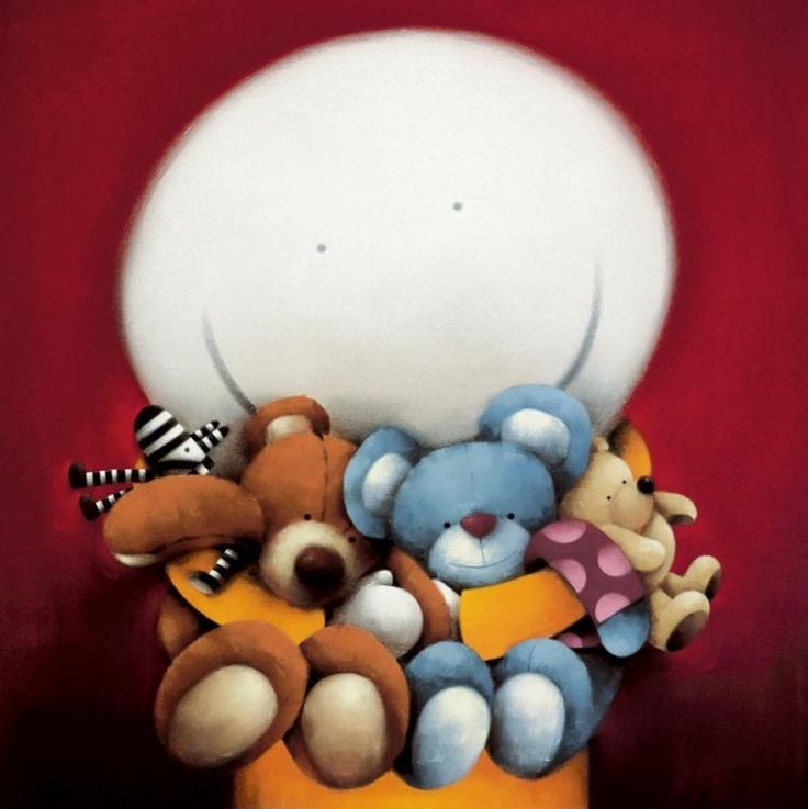 Bear Hug II by Doug Hyde. Available from Artworx Gallery. www.artworx.co.uk 01952 820397