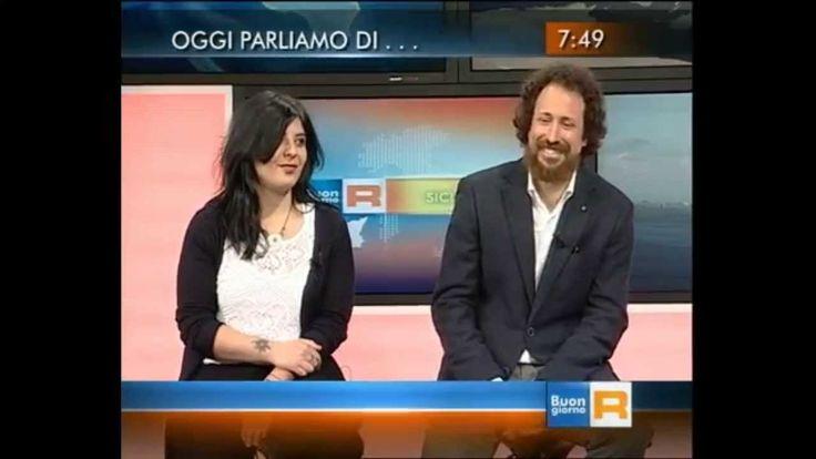 Servizio TGR – Palermo – Visite animate a Ballarò narrate da Salvo Piparo, con Terradamare «È quando la racconti che una cosa la fai succedere» — Salvo Piparo.  #palermo