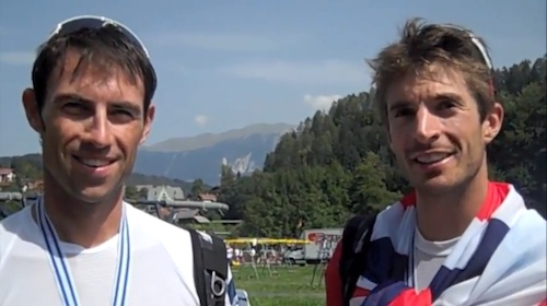 RowingRelated: RR Interview: Beijing Gold Medalist and Reigning World Champion Mark Hunter of Team GB