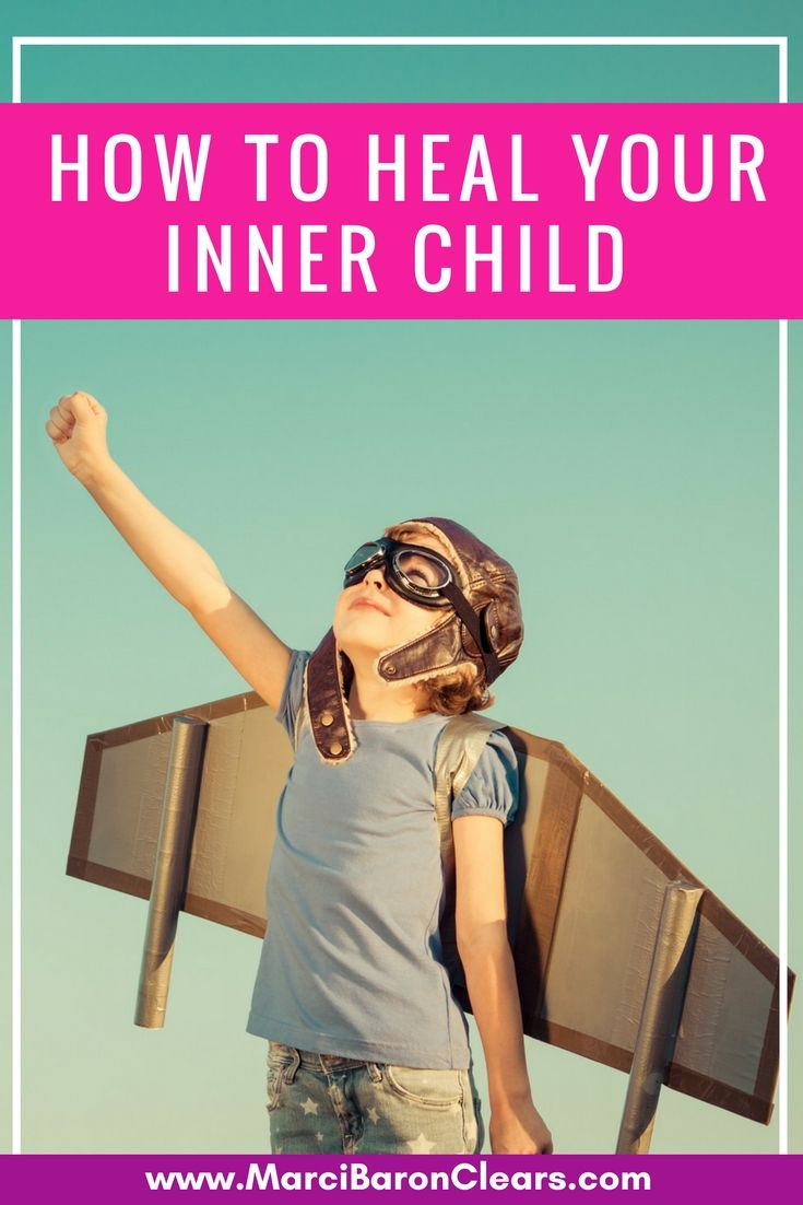 Your inner child is trying to talk to you through your emotions. If you listen to your inner child, you will understand what needs to be healed.