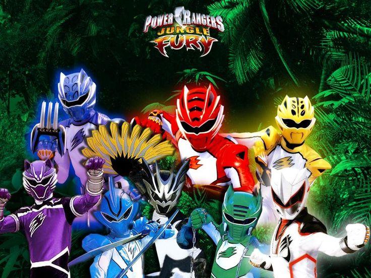power ranger | Power Rangers Jungle Fury