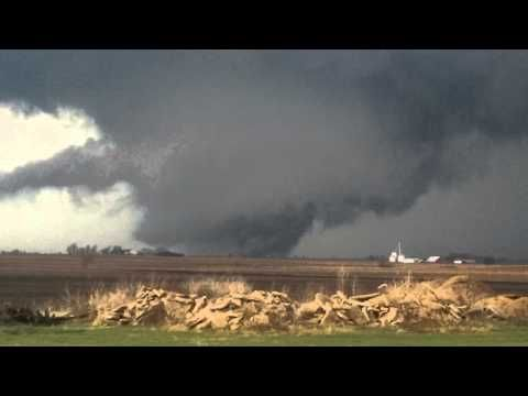 Massive Tornado Devastates Illinois Towns, At Least One Dead