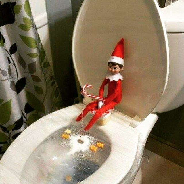 17 best images about elf on the shelf on pinterest shelf for Elf on the shelf fishing