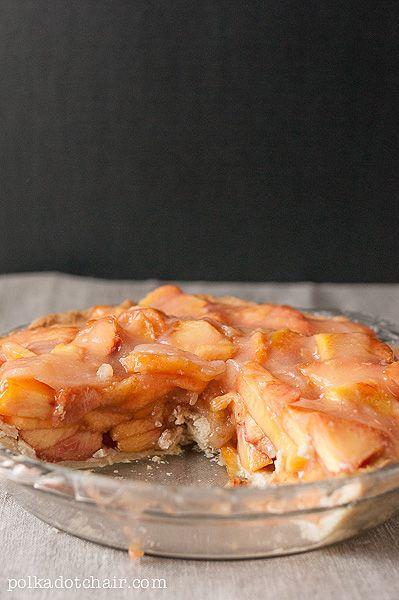 Farm Fresh Peach Pie Recipe