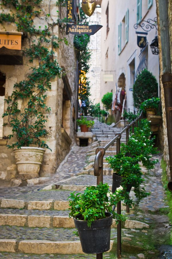 Eze Village - Côte d'Azur, France