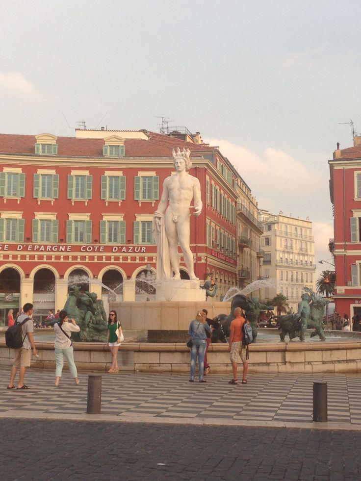 Nice - city centre