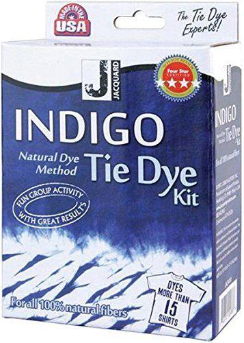 Jacquard Tie Dye Kit-Indigo