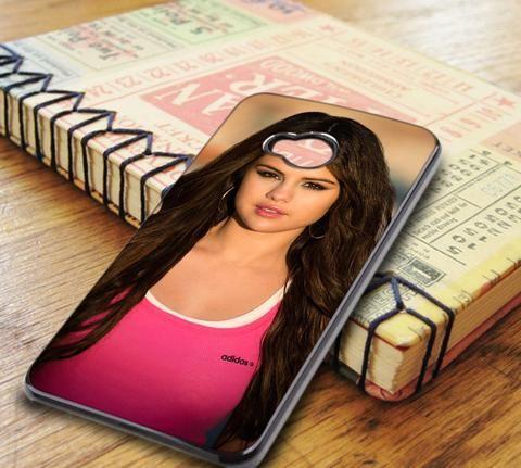 Pink Adidas Selena Gomez HTC One M7 Case
