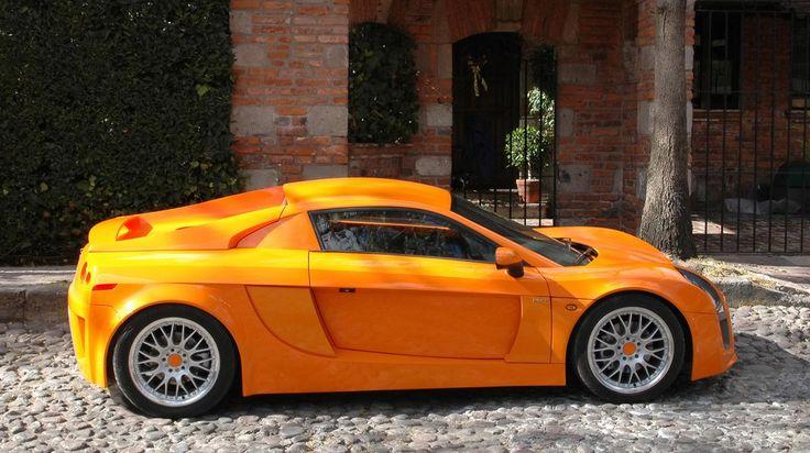 2011 Mastretta MXT ....Mexican Sports Car