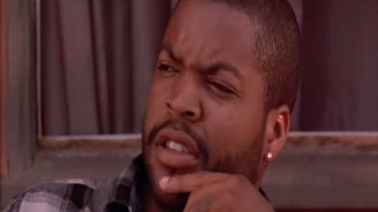 """In Straight Outta Compton, Ice Cube's famous line from 1995's Friday — """"Bye, Felicia!"""" — gets an origin story that has left some fans uncomfortable."""